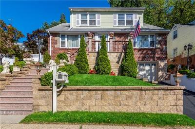 Yonkers Single Family Home For Sale: 60 Arthur Place
