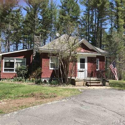 Glen Spey NY Single Family Home For Sale: $199,900