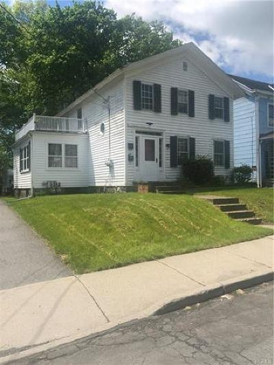 Orange County, Sullivan County, Ulster County Rental For Rent: 55 Hanford Street