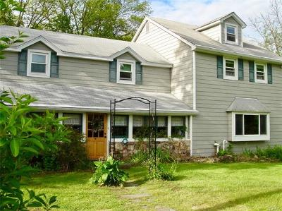 Warwick Single Family Home For Sale: 37 Conklin Road