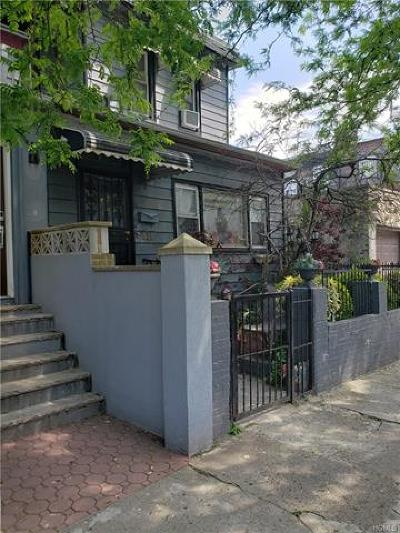 Brooklyn Multi Family 2-4 For Sale: 581 East 28th Street