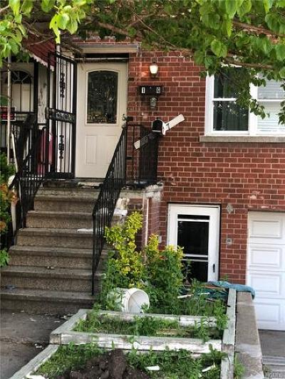 Bronx NY Multi Family 2-4 For Sale: $799,999