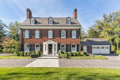 Scarsdale Single Family Home For Sale: 33 Murray Hill Road