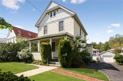 Single Family Home For Sale: 233 Ashford Avenue