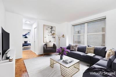 Rental For Rent: 100 Central Park South #4G
