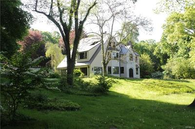 Briarcliff Manor Single Family Home For Sale: 320 Elm Road
