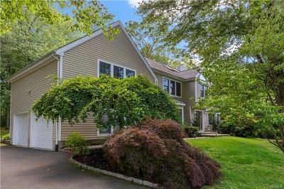 Briarcliff Manor Single Family Home For Sale: 4 Woodsfords