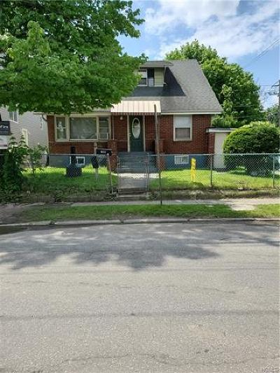Spring Valley Multi Family 2-4 For Sale: 105 West Street