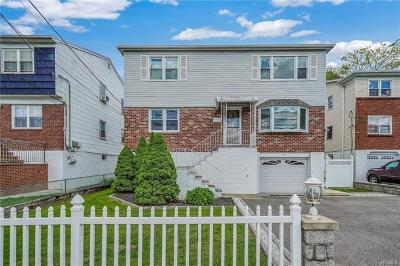 Yonkers Multi Family 2-4 For Sale: 884 Saw Mill River Road