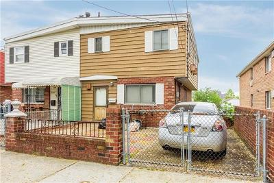 Bronx NY Single Family Home For Sale: $589,000