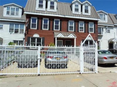 Bronx NY Multi Family 2-4 For Sale: $715,000