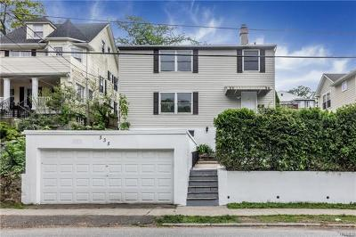 Westchester County Single Family Home For Sale: 335 Eighth Avenue