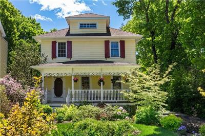 Chappaqua Single Family Home For Sale: 530 King Street