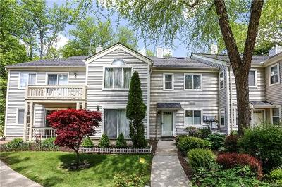 Westchester County Condo/Townhouse For Sale: 25 Arbor Way