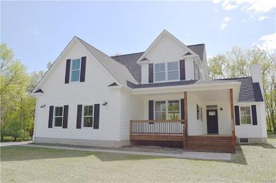 Warwick Single Family Home For Sale: 163 East Ridge Road