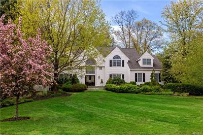 Briarcliff Manor Single Family Home For Sale: 124 Holly Place