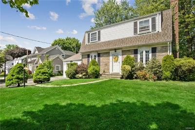 Eastchester Single Family Home For Sale: 24 Hickory Hill Road