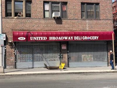 Commercial For Sale: 565 North Broadway