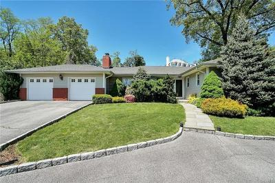 Scarsdale Single Family Home For Sale: 43 Brendon Hill Road