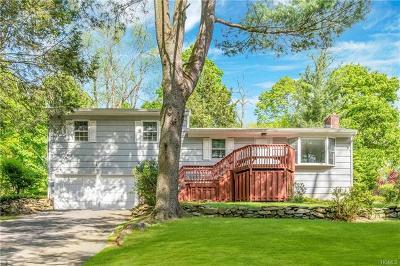 Chappaqua Single Family Home For Sale: 42 Meadow Lane