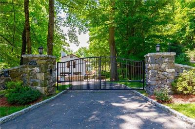 Chappaqua Single Family Home For Sale: 263 Mill River Road