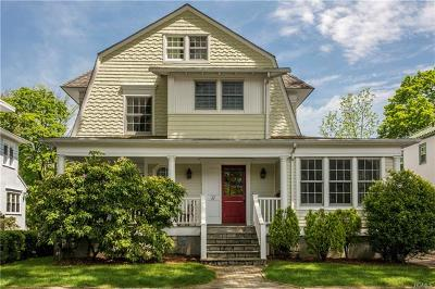 Rye Single Family Home For Sale: 37 Redfield Street