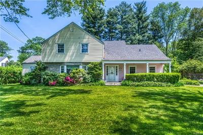 White Plains Single Family Home For Sale: 73 Salem Road