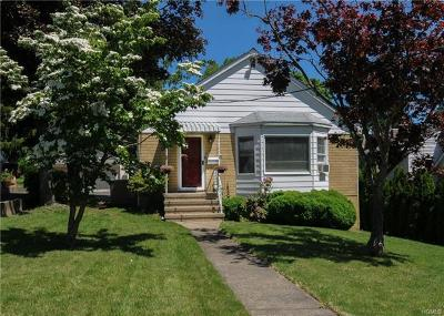 Rockland County Single Family Home For Sale: 42 Orchard Street