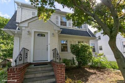 Westchester County Single Family Home For Sale: 70 Lockwood Avenue