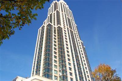 Westchester County Rental For Rent: 175 Huguenot Street #2704