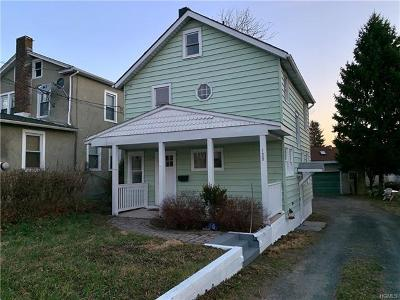 Middletown Single Family Home For Sale: 129 Wisner Avenue