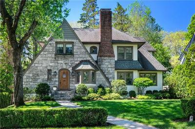 Scarsdale Single Family Home For Sale: 30 Barry Road