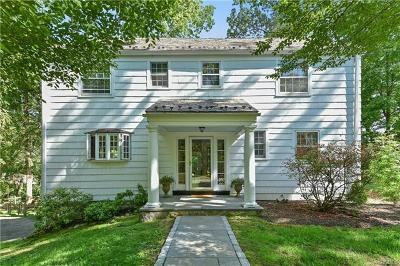 Bedford Hills Single Family Home For Sale: 344 Cherry Street