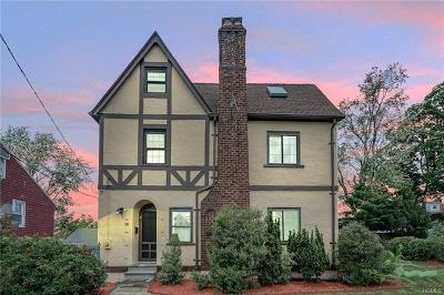 White Plains Single Family Home For Sale: 18 Lincoln Avenue