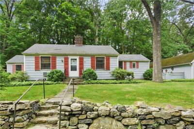 Westchester County Single Family Home For Sale: 41 North Salem Road