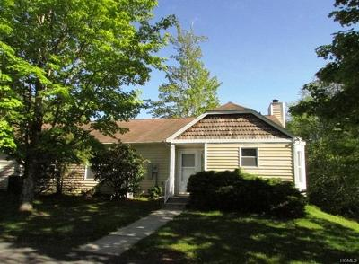 Monticello NY Single Family Home For Sale: $89,900
