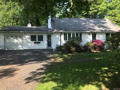 Single Family Home For Sale: 51 Spring Road