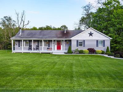Pine Bush Single Family Home For Sale: 1025 Benjamin Van Keuren Drive