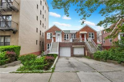 Pelham Bay Multi Family 2-4 For Sale: 2124 Saint Paul Avenue