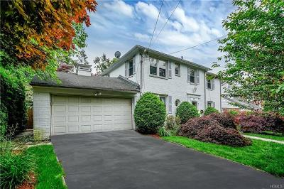 Bronxville Single Family Home For Sale: 22 Boulder Trail