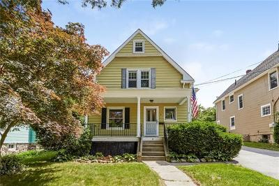 Westchester County Single Family Home For Sale: 9 Grant Street
