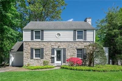 Scarsdale Single Family Home For Sale: 152 Johnson Road
