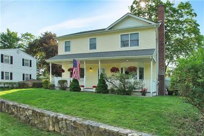 Croton-On-Hudson Single Family Home For Sale: 7 Michaels Lane