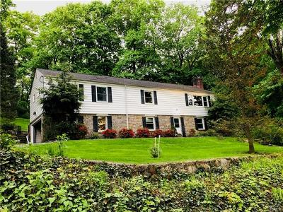 Chappaqua Single Family Home For Sale: 7 Crest Road