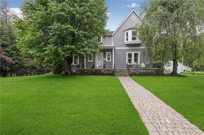 Rockland County Single Family Home For Sale: 45 South Magnolia Street
