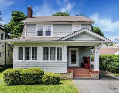 Westchester County Single Family Home For Sale: 86 Clove Road