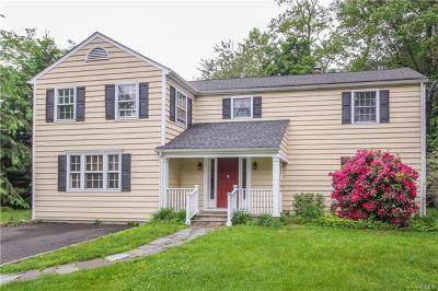 Chappaqua Single Family Home For Sale: 46 Saint Johns Place