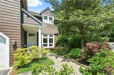 Westchester County Condo/Townhouse For Sale: 10 Old Jackson Avenue