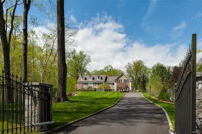 Connecticut Single Family Home For Sale: 55 Richmond Hill Road