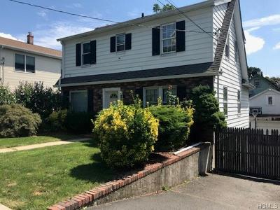 Port Chester NY Single Family Home For Sale: $499,000
